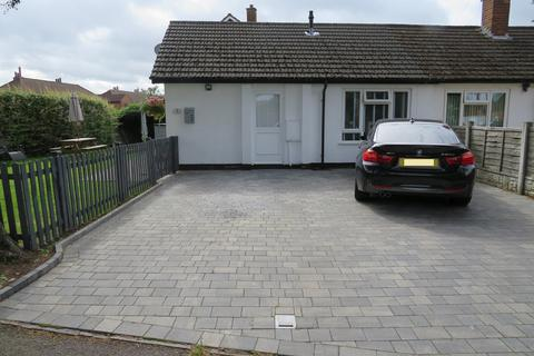 2 bedroom semi-detached bungalow for sale - Lawrence Drive, Minworth, Sutton Coldfield, B76