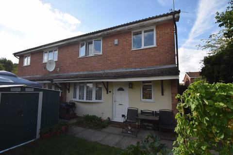 2 bedroom terraced house for sale - Longbrooke, Houghton Regis