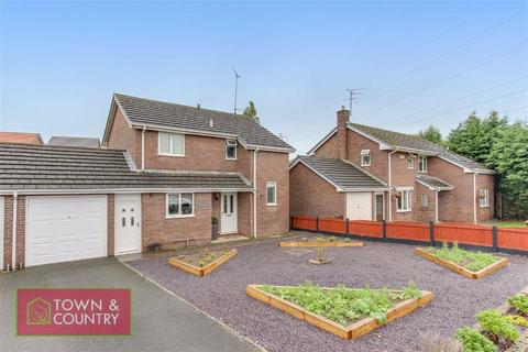 3 bedroom link detached house for sale - Level Road, Hawarden, Deeside, Flintshire