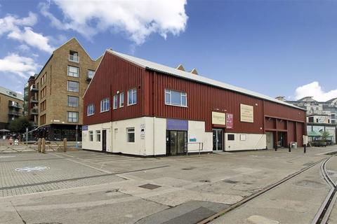 Cafe to rent - The Art Warehouse, Whapping Wharf, Bristol