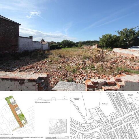 Land for sale - Vaughan Street, Skelton-In-Cleveland, Saltburn-By-The-Sea