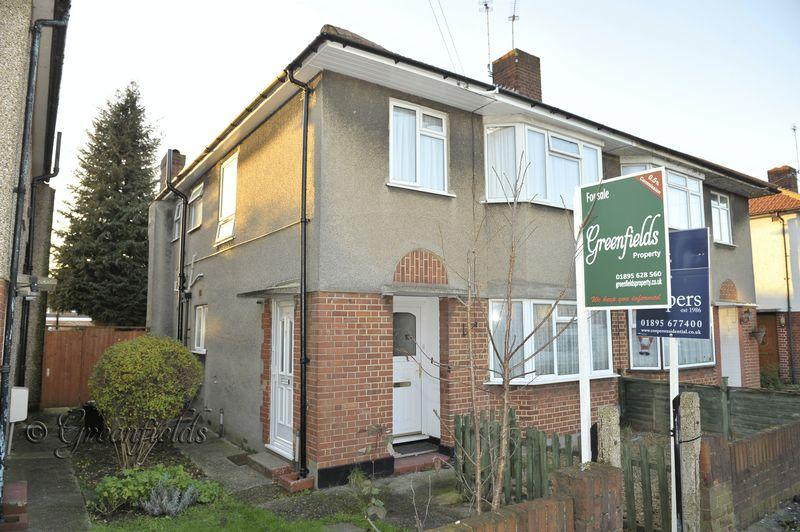 2 Bedrooms Apartment Flat for sale in South Ruislip 2 bed Maisonette