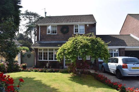 4 bedroom detached house for sale - Greenwood Close, Sketty, Swansea