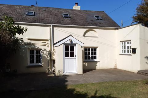 2 bedroom semi-detached house to rent - Shirwell, Barnstaple