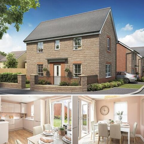 3 bedroom detached house for sale - Plot 110, Moresby at Coat Grove, Martock, Coat Road, Martock, MARTOCK TA12