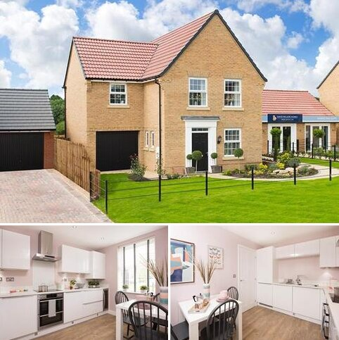 3 bedroom detached house for sale - Plot 2, Bradwell at The Grove, Hanzard Drive, Wynyard, BILLINGHAM TS22