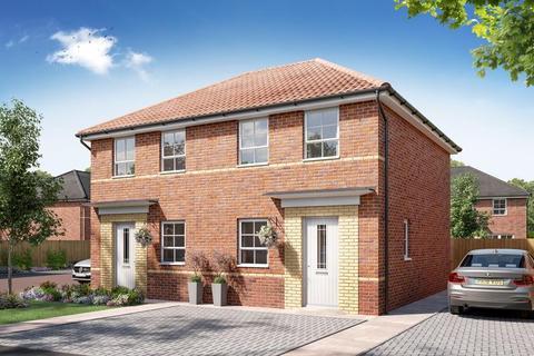 2 bedroom end of terrace house for sale - Plot 575, Denford at Burton Woods, Rosedale, Spennymoor, SPENNYMOOR DL16