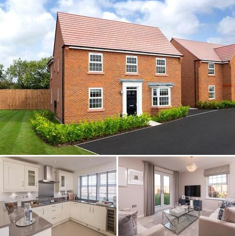 4 bedroom detached house for sale - Plot 45, Avondale at Cherry Tree Park, St Benedicts Way, Ryhope, SUNDERLAND SR2