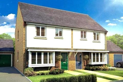 3 bedroom semi-detached house for sale - The Windsor, Priors Hall Park,, Corby, Northamptonshire, NN17