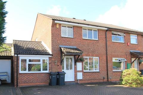 3 bedroom semi-detached house for sale - Froggatts Ride, Sutton Coldfield, B76 2TH