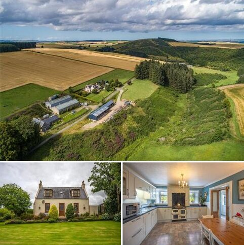 4 bedroom detached house for sale - Glenmellan, Ythanwells, Huntly, Aberdeenshire, AB54