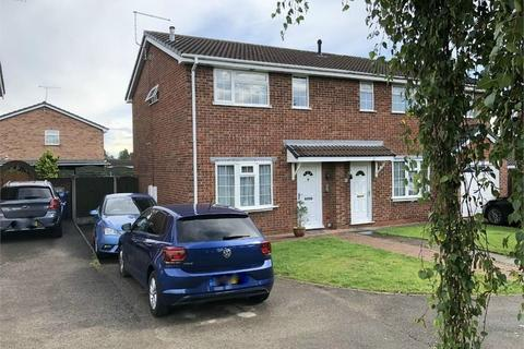 3 bedroom semi-detached house for sale - Britannia Drive, Stretton, Burton-on-Trent, Staffordshire