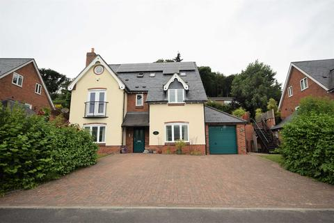 5 bedroom detached house for sale - Breidden Place, Trewern, Welshpool, Powys, SY21