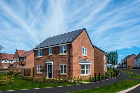 3 bedroom detached house for sale - Plot 187, Stanton at Hackwood Park Phase 2a, Radbourne Lane DE3