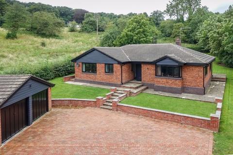 3 bedroom detached bungalow - Stoney Lane, Endon, Staffordshire, ST13