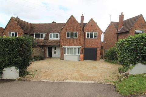 5 bedroom semi-detached house for sale - Barrow Hill, Churchdown, Gloucester