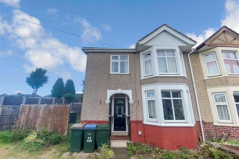 3 bedroom end of terrace house for sale - Redesdale Avenue, Coventry