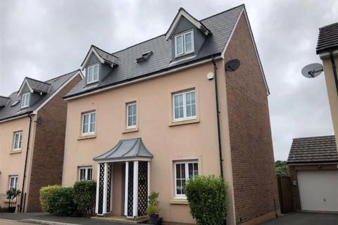 4 bedroom detached house for sale - Vaughan Crescent, Pontarddulais