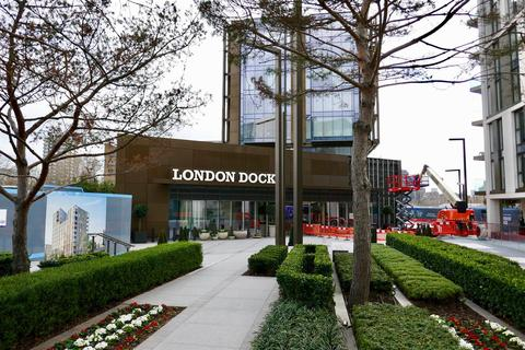 3 bedroom apartment for sale - London Dock, Tower Hill, E1