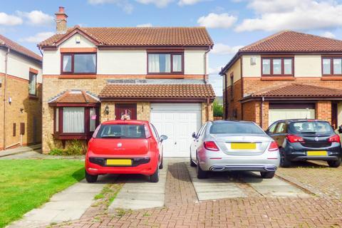 4 bedroom detached house for sale - Orpine Court, Ashington, Northumberland, NE63 8JQ