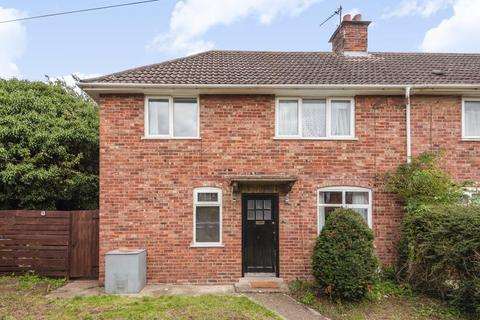 3 bedroom end of terrace house for sale - Saxton Road,  Abingdon,  OX14