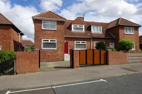3 bedroom semi-detached house for sale - Toft Crescent, Murton, Seaham, Durham, SR7 9EA