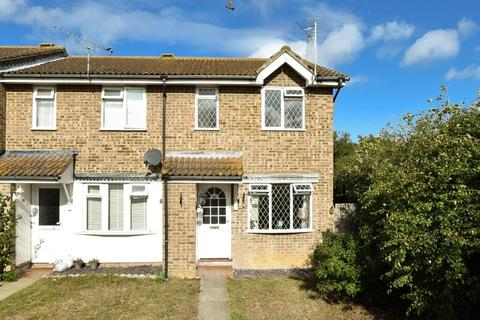 2 bedroom terraced house for sale - Primrose Way, Chestfield