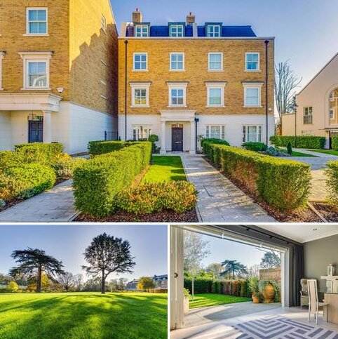 5 bedroom townhouse for sale - Fitzroy Gate, Richmond Road, TW7