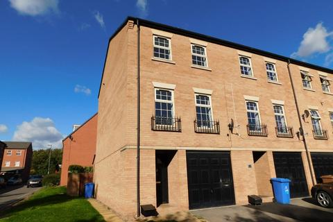 4 bedroom townhouse to rent - Bridgeside Way, Spondon, Derby