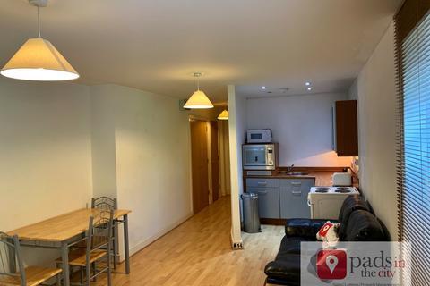 Studio to rent - 42 Ryland Street, Birmingham