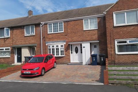 3 bedroom terraced house for sale - Renoir Gardens, Whiteleas,  South Shields,  NE34 8HT