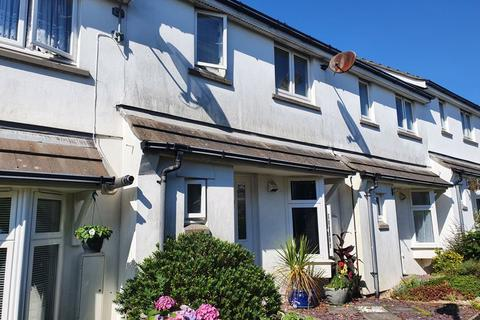 2 bedroom terraced house to rent - Two bedroomed mid terraced house.  Kitchen, Lounge/Diner, Bathroom, Oil Heating, Garden, Parking. Deposit £775