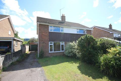 2 bedroom semi-detached house for sale - Hobby Close, Leckhampton, Cheltenham, Gloucestershre, GL53