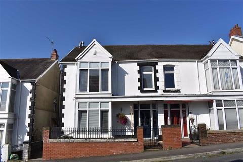 4 bedroom semi-detached house for sale - Sketty Avenue, Sketty, Swansea