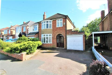 3 bedroom detached house for sale - Mere Road, Wigston, Leicester LE18