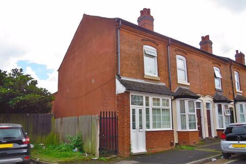 2 bedroom terraced house for sale - Blundell Road, Sparkhill, Birmingham B11 3NB