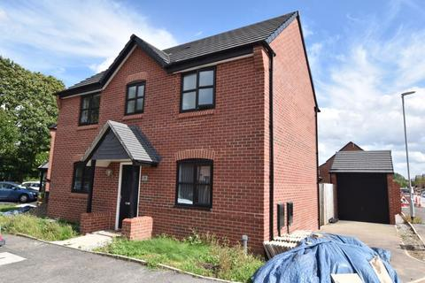 3 bedroom detached house for sale - Leach Drive, Manchester