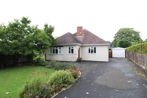 3 bedroom bungalow for sale - Glebe Lane, Gnosall, Stafford, ST20 0ER