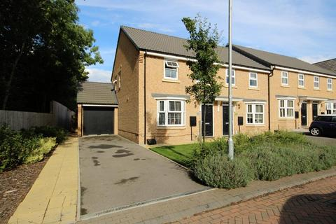 3 bedroom end of terrace house for sale - Newman Avenue, Beverley