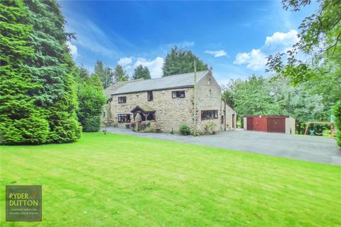 3 bedroom equestrian property for sale - Gamesley, Glossop, Derbyshire, SK13