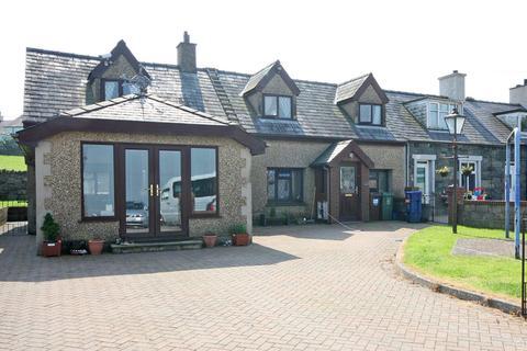 3 bedroom end of terrace house for sale - Tan Y Fynwent, Carmel, Caernarfon, Gwynedd, LL54