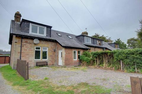 2 bedroom end of terrace house - 4 Railway Cottages, Culloden Moor, Inverness, IV2 5EE