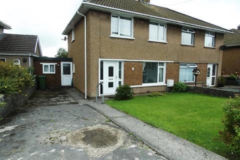 3 bedroom semi-detached house for sale - Heol Las, Pencoed, Bridgend, CF35 6YW