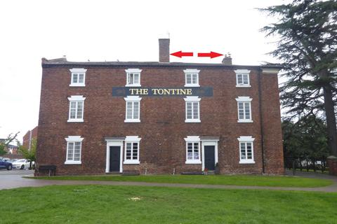 2 bedroom townhouse for sale - The Tontine, Severn Side, Stourport-on-Severn, Worcestershire, DY13 9EN