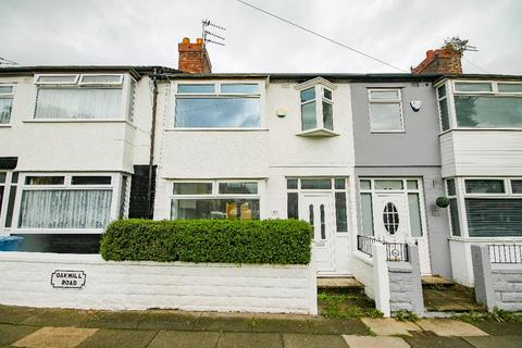 3 bedroom terraced house for sale - Oakhill Road Old Swan L13