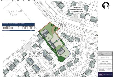 Land for sale - Sykes Hall, Warton, PR4