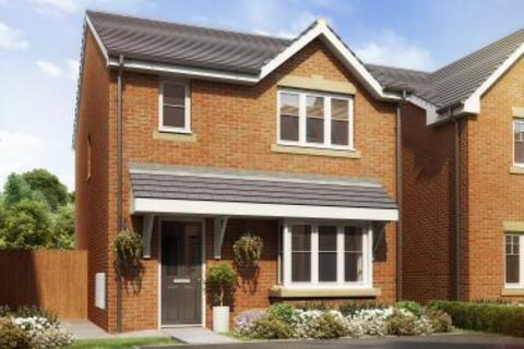McDermott Homes - Mulberry Park - Plot 212, The Kellington at Canterbury Park, Liverpool, Princess Drive , Huyton L14