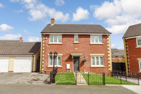 4 bedroom detached house for sale - Maes Yr Eithin, Coity, Bridgend . CF35 6BJ