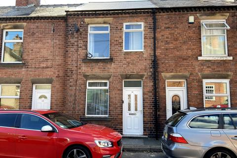 2 bedroom terraced house for sale - Brassington Street, Clay Cross, Chesterfield, S45 9NH