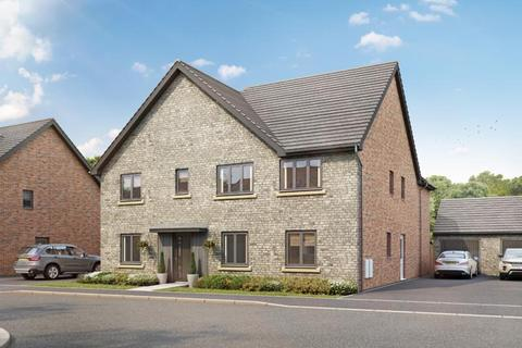 5 bedroom detached house for sale - The Wolvercote, Plot 135, Lakeview, Colwell Green, Witney, Oxon